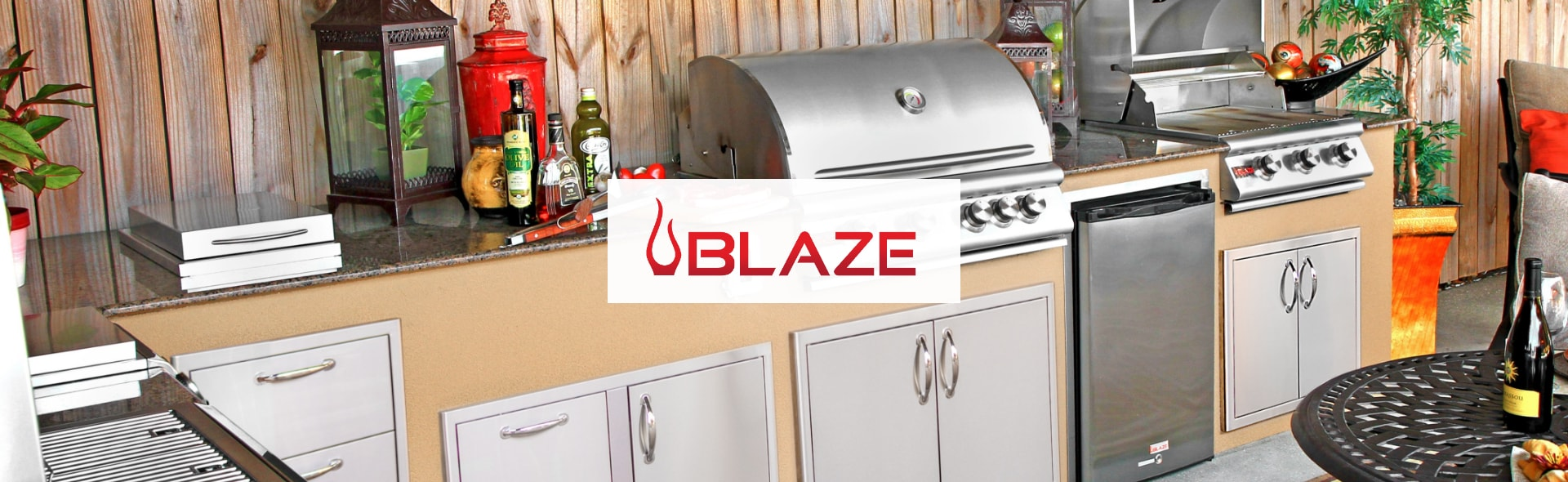 blaze built-in refrigerators
