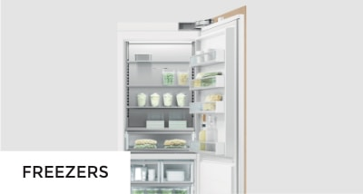 Fisher & Paykel freezers