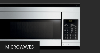 Fisher & Paykel microwave